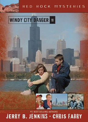 Windy City Danger (eBook)