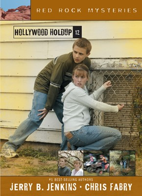 Hollywood Holdup (eBook)