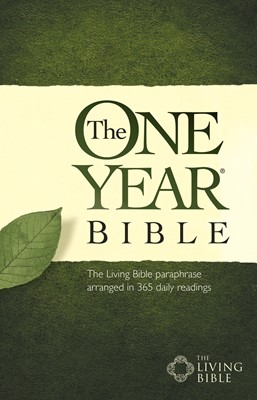 The One Year Bible TLB (eBook)