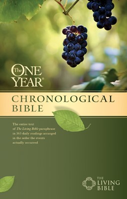 The One Year Chronological Bible TLB (eBook)