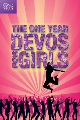 The One Year Devos for Girls (eBook)