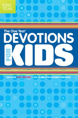 The One Year Devotions for Kids #1 (eBook)