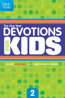 The One Year Devotions for Kids #2 (eBook)