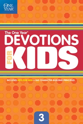 The One Year Devotions for Kids #3 (eBook)