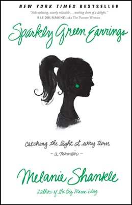 Sparkly Green Earrings (eBook)