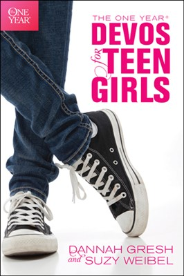 The One Year Devos for Teen Girls (eBook)