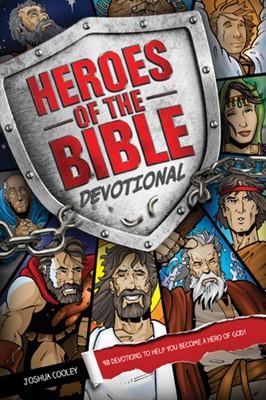 Heroes of the Bible Devotional (eBook)