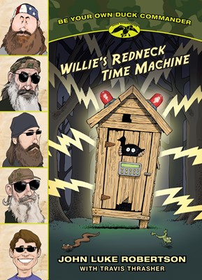 Willie's Redneck Time Machine (eBook)