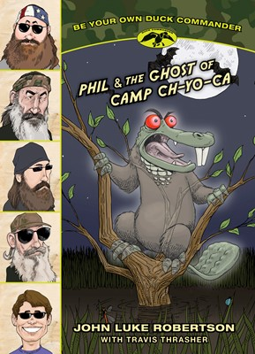 Phil & the Ghost of Camp Ch-Yo-Ca (eBook)