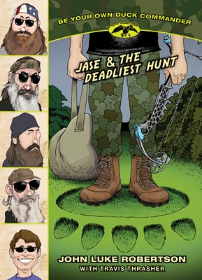 Jase & the Deadliest Hunt (eBook)