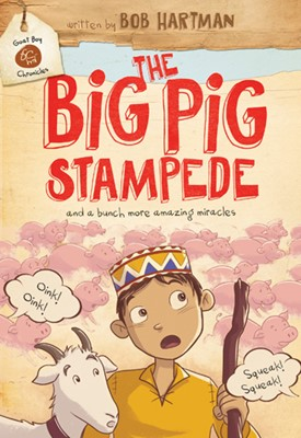 The Big Pig Stampede (eBook)
