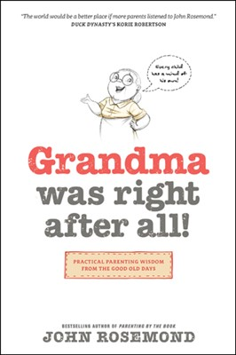 Grandma Was Right after All! (eBook)