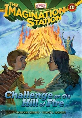 Challenge on the Hill of Fire (eBook)