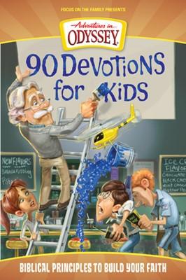 90 Devotions for Kids (eBook)