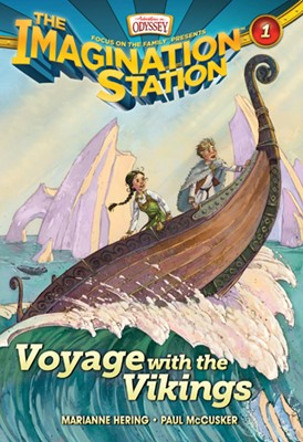 Voyage with the Vikings (eBook)