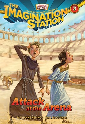 Attack at the Arena (eBook)