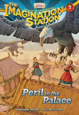Peril in the Palace (eBook)