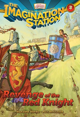 Revenge of the Red Knight (eBook)