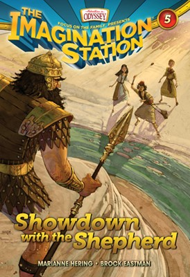 Showdown with the Shepherd (eBook)