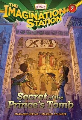 Secret of the Prince's Tomb (eBook)
