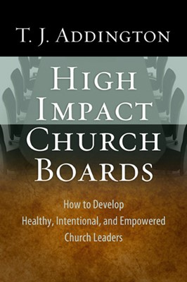 High-Impact Church Boards (eBook)