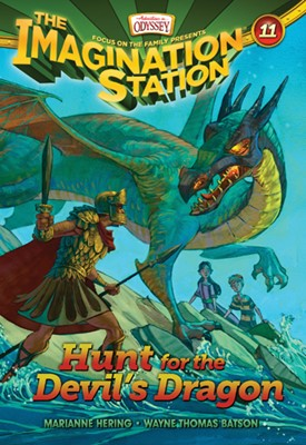 Hunt for the Devil's Dragon (eBook)