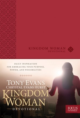 Kingdom Woman Devotional (eBook)