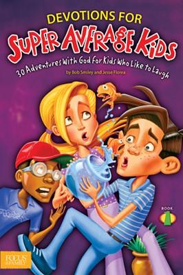 Devotions for Super Average Kids (eBook)