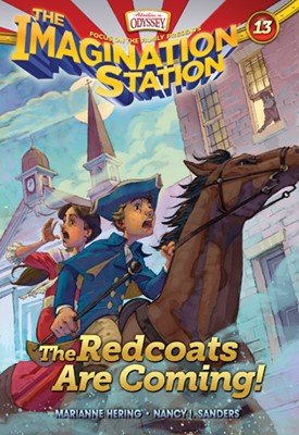 The Redcoats Are Coming! (eBook)
