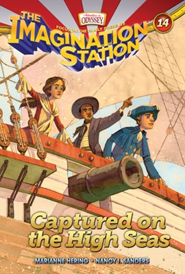 Captured on the High Seas (eBook)