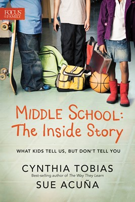 Middle School: The Inside Story (eBook)