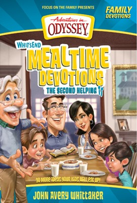 Whit's End Mealtime Devotions (eBook)