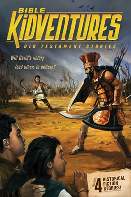 Bible KidVentures Old Testament Stories (eBook)