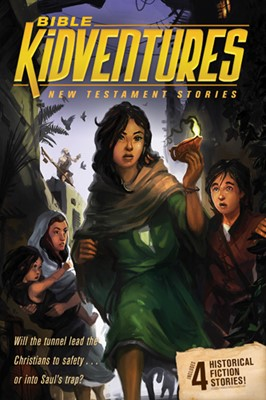 Bible KidVentures New Testament Stories (eBook)