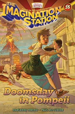 Doomsday in Pompeii (eBook)