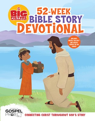The Big Picture Interactive 52-Week Bible Story Devotional (eBook)