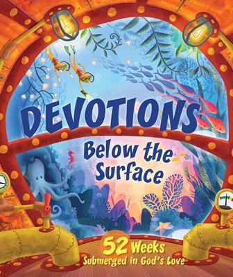 Devotions Below the Surface (eBook)