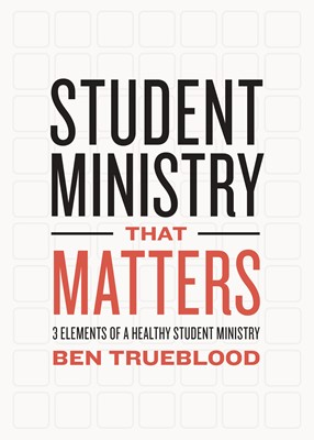 Student Ministry that Matters (eBook)