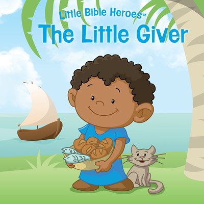 The Little Giver (eBook)