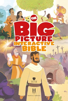 The Big Picture Interactive Bible for Kids (eBook)