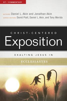 Exalting Jesus in Ecclesiastes (eBook)