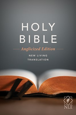 Anglicized Holy Bible Text Edition NLT (eBook)