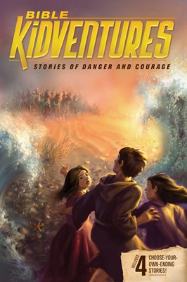 Bible KidVentures Stories of Danger and Courage (eBook)
