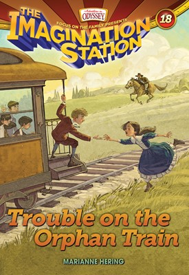 Trouble on the Orphan Train (eBook)