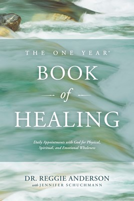 The One Year Book of Healing (eBook)