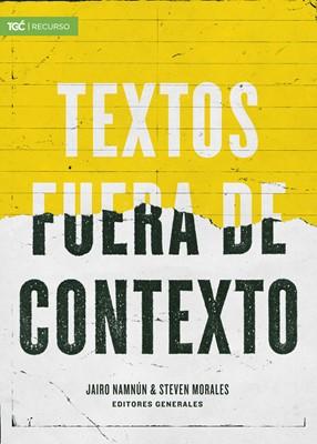 Textos fuera de contexto (eBook)