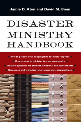 Disaster Ministry Handbook (Digital delivered electronically)