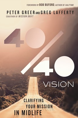 40/40 Vision (Digital delivered electronically)