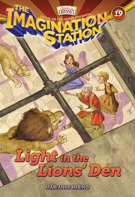 Light in the Lions' Den (eBook)