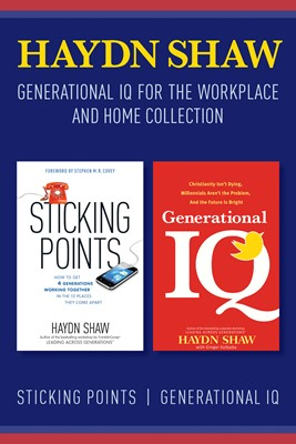 Generational IQ for the Workplace and Home Collection (eBook)